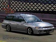 Subaru LEGACY Touring Wagon GT-B '96 (GT2)