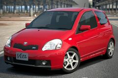 Toyota VITZ RS Turbo '02