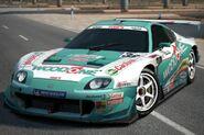 Toyota WOODONE TOM'S SUPRA (JGTC) '03