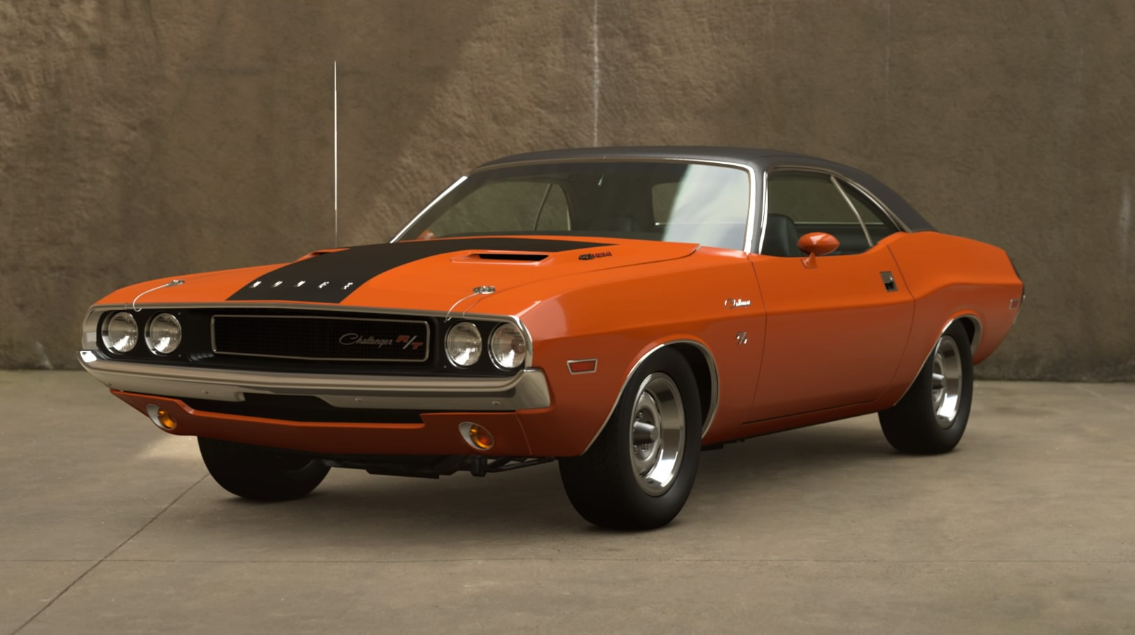 Dodge Challenger R T 70 Gran Turismo Wiki Fandom Powered By Wikia