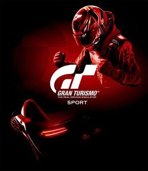 GT Sport Cover