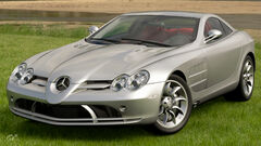 Mercedes-Benz SLR McLaren (19inch Wheel Option) '09