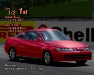Honda INTEGRA SiR-G (DC2) '98