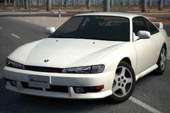 Nissan SILVIA K's AERO (S14) '96