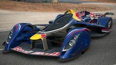 Red Bull X2014 Fan Car '14