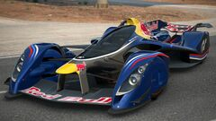 Red Bull X2014 Fan Car '14