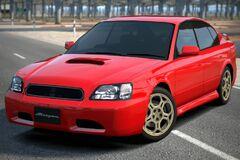 Subaru LEGACY B4 Blitzen '00