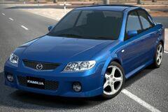 Mazda Familia Sedan Sport 20 '02 (GT6)