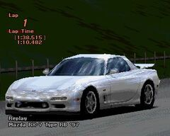 Mazda RX-7 Type RB (FD) '97
