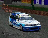 -R-Nissan STAGEA 260RS AutechVersion '98