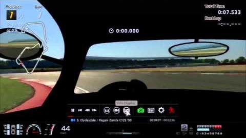 Gran Turismo 6 Pagani Zonda C12S '00 PS3 2