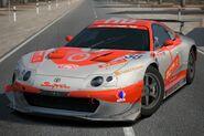 Toyota au CERUMO Supra (JGTC) '01