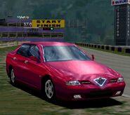 Alfa Romeo 166 3.0 V6 24V '98
