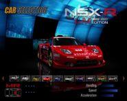 Honda NSX-R Prototype LM Race Car (GTC)