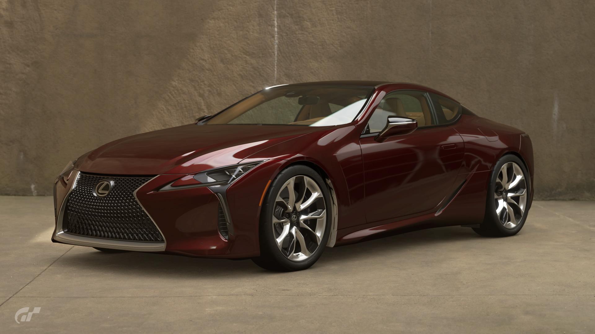 Lexus LC500 U002717