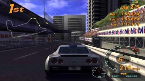 Gran Turismo Concept 2002 - Tokyo R246 & Nissan GT-R Concept