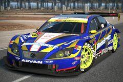 Lexus Weds Sport IS350 (SUPER GT) '08