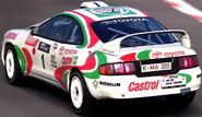 Toyota CELICA GT-FOUR (ST205) '95 (Premium, Back)