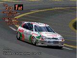 Toyota COROLLA Rally Car '97