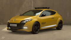 Renault Sport Mégane R.S. Trophy Safety Car