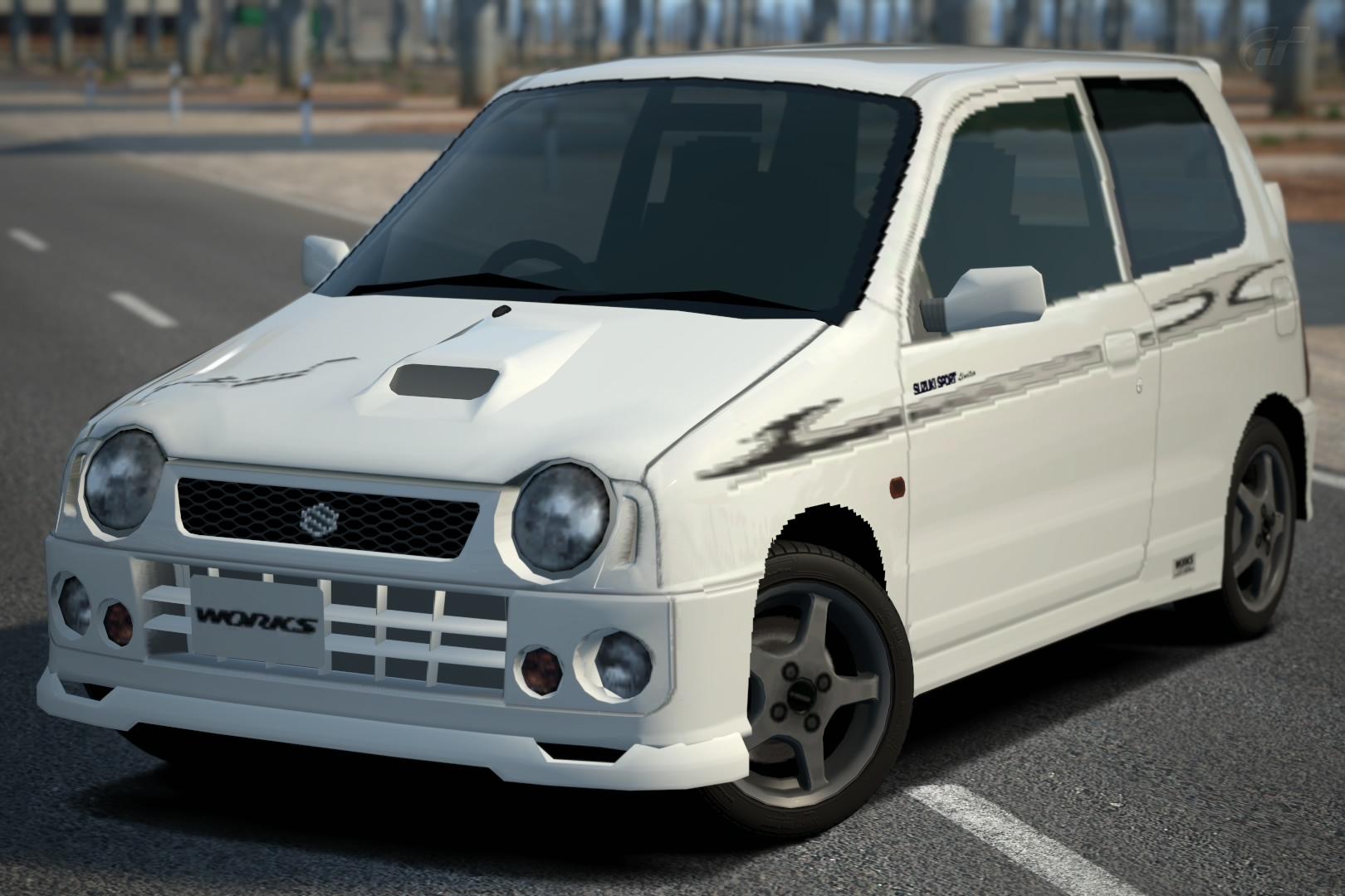 Suzuki ALTO WORKS SUZUKI SPORT LIMITED U002797