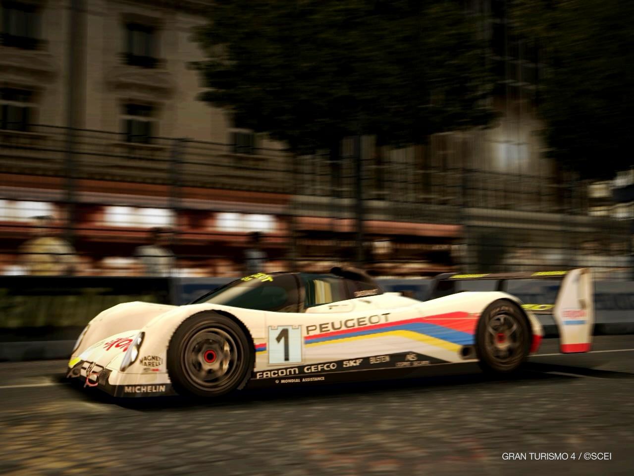 Image - Peugeot 905 Race Car-1.JPG | Gran Turismo Wiki | FANDOM ...