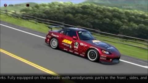 AEM S2000 (SEMA Gran Turismo Awards 2005)