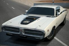 Dodge Charger Super Bee 426 Hemi '71 (GT6)