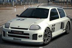 Lutecia Renault Sport Trophy V6 24V Race Car '00