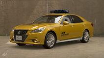Toyota Crown Athlete G Safety Car