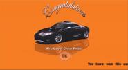 GTC Prize Car Pro