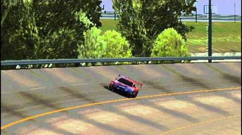 Gran Turismo (PSP) Nissan GT-R Concept LM Race Car