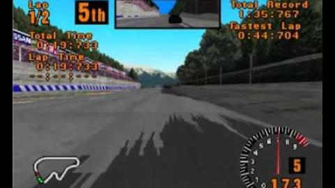 Gran Turismo 1 Megaspeed 1 3 - FTO GP Version R (364HP FF)-1