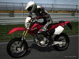 Honda XR250 Motard '05