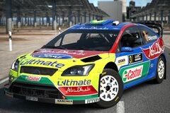 Ford Focus RS WRC 07 '08