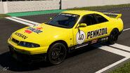 R33 GT-R - Pennzoil 2