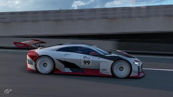 Audi VGT Gr.1 car numbers