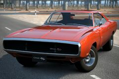Dodge Charger 440 RT '70 (GT6)