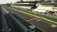 Home Straight Monza