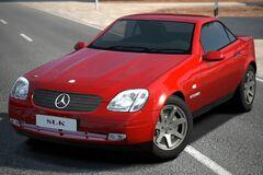 Mercedes-Benz SLK 230 Kompressor '98 (GT6)