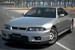 Nissan SKYLINE GT-R V • spec (R33) '96