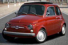 Fiat 500 F '65
