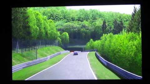 GT5 Subaru IMPREZA Sedan WRX STi Version (Type-I) '00 Nurburgring