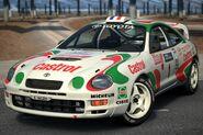 Toyota CELICA GT-FOUR Rally Car (ST205) '95 (Premium)