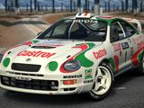 Toyota CELICA GT-FOUR Rally Car (ST205) '95