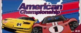 American Championship (GT5)