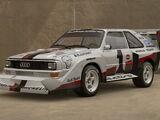 Audi Sport quattro S1 Pikes Peak '87