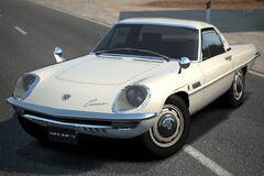 Mazda Cosmo Sport (L10A) '67 (GT6)