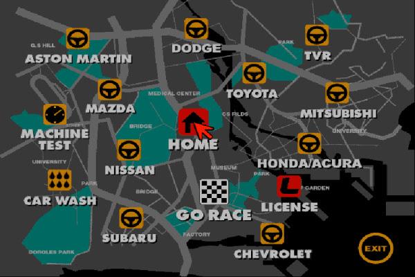 Gran Turismo Mode (GT1) | Gran Turismo Wiki | Fandom