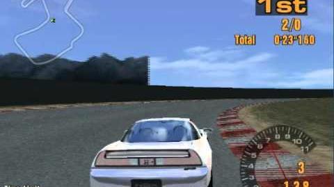 Gran Turismo 3 (OPS2M Demo) - Circle 100